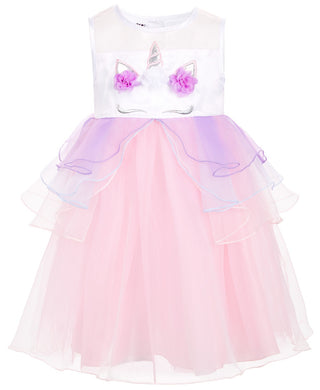 Blueberi Boulevard Unicorn Party Dress