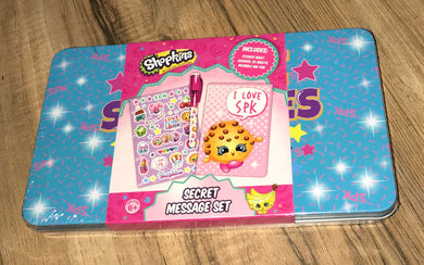 Shopkins Secret Message Set