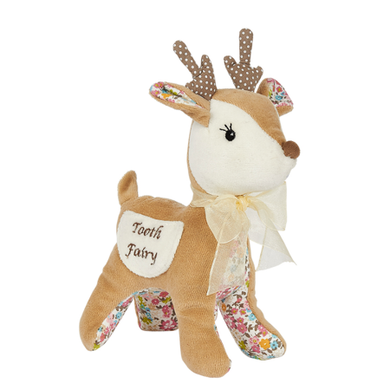 Farrah the Fawn Tooth Fairy Plush Toy