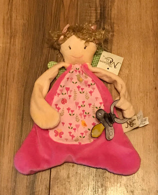 Fern the Fairy Paci-holder Baby Blanket