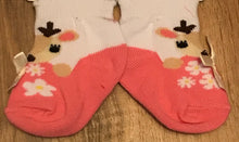 Load image into Gallery viewer, Farrah the Fawn Baby Socks