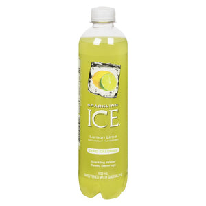 Sparkling Ice Lime Citron