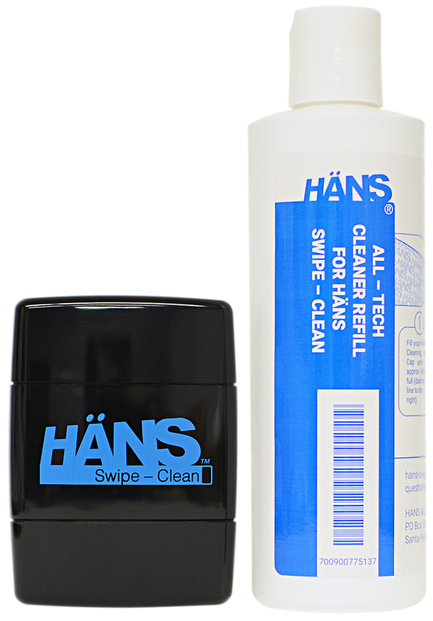 Limited Black HÄNS Swipe and Refill Bundle