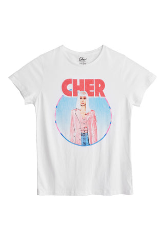 Cher Pastel Colour Women's T-shirt