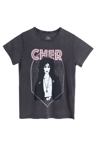 CHER DIAMOND WOMEN'S T-SHIRT