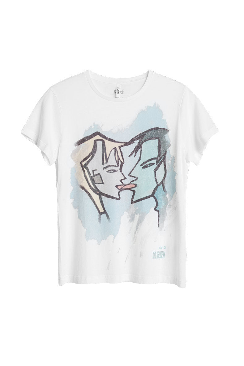 "TV·2 ""Kys Bruden"" Women's Music T-shirt"
