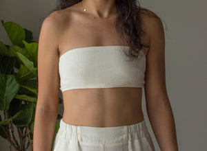 The White Essential Bandeau