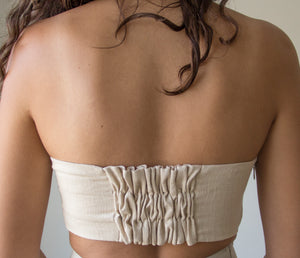 The Beige Essential Bandeau