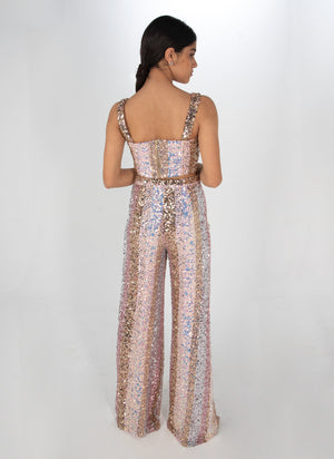 MilkyWay Sequinned Set