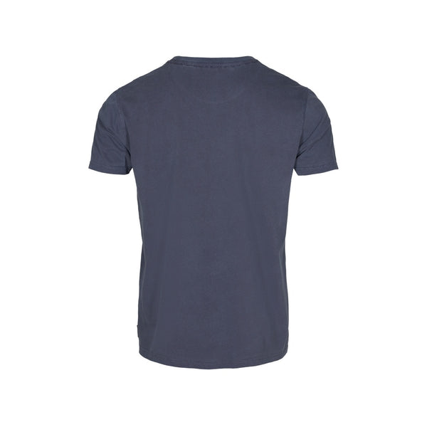 Asker Short Sleeve Tee - Navy
