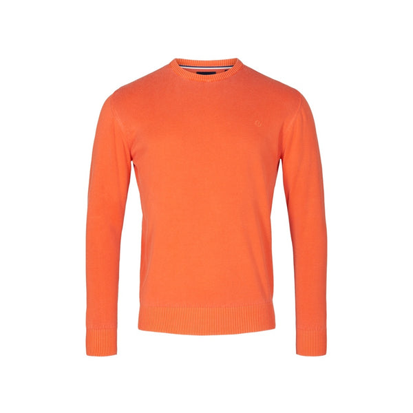 Atilla Long Sleeve Knit - Firecracker