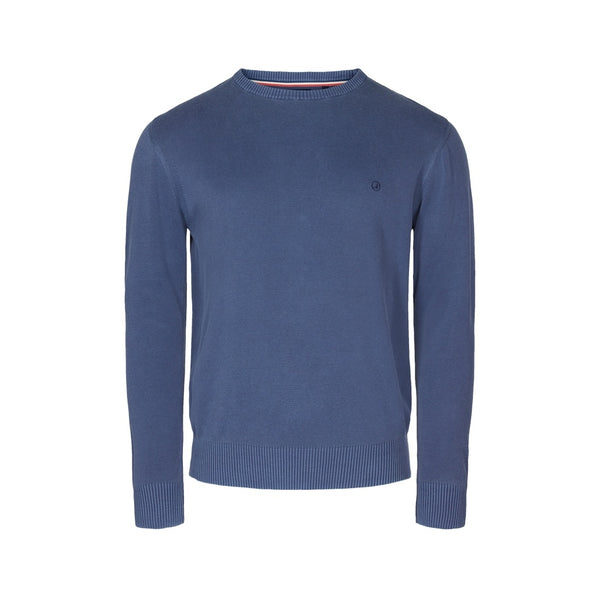 Atilla Long Sleeve Knit - SR Navy