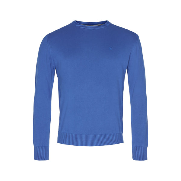 Atilla Long Sleeve Knit - Bright Blue