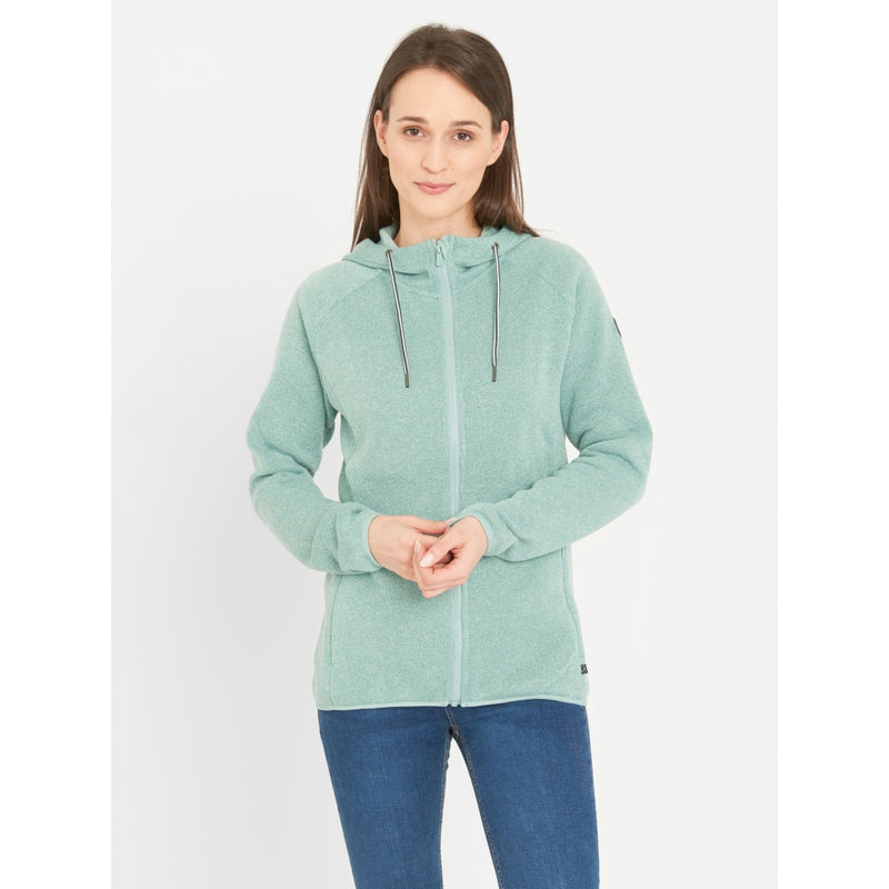 Bea Fleece Zip Jacket - Blue Surf