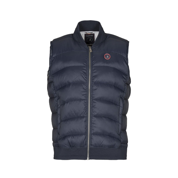Castor Padded Vest - Dark Navy