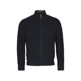 Dave Zip Windbreaker - Dark Navy