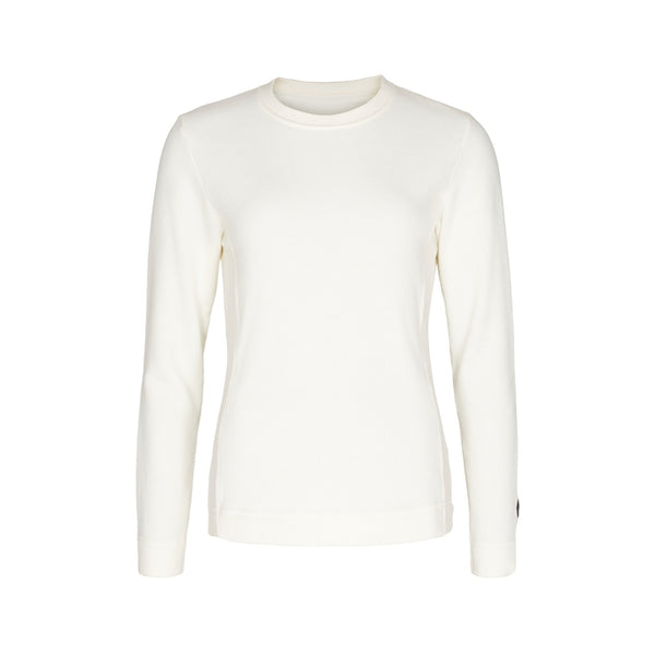 Farida Long Sleeve Sweatshirt - Ecru