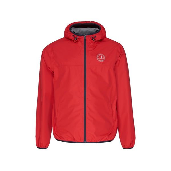 Greg Light Weight Jacket - True Red