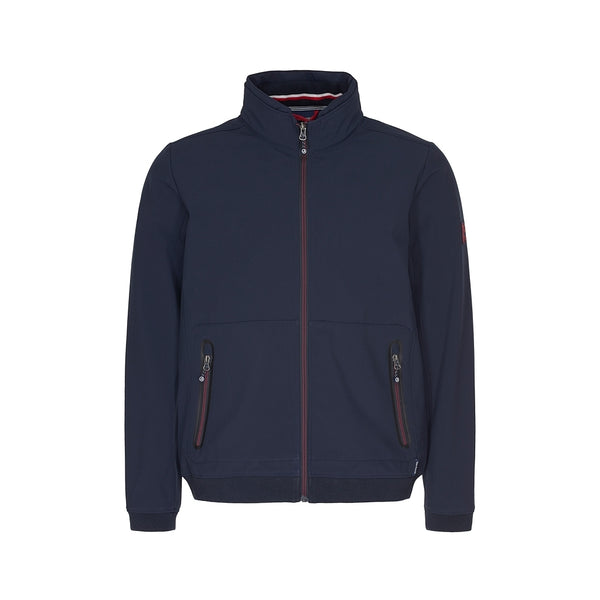 Hans Softshell Jacket - Dark Navy
