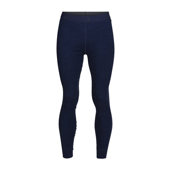 Mens Merino Wool Pants - Navy