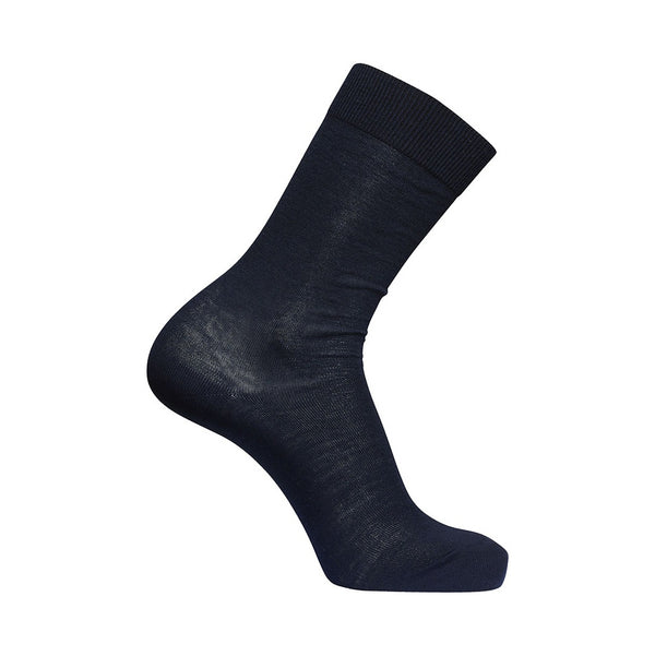 Merino Wool Socks - SR Navy