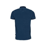 Ola Short Sleeve Polo - Indigo Blue