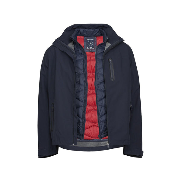 Oscar 3 in 1 Jacket - Dark Navy