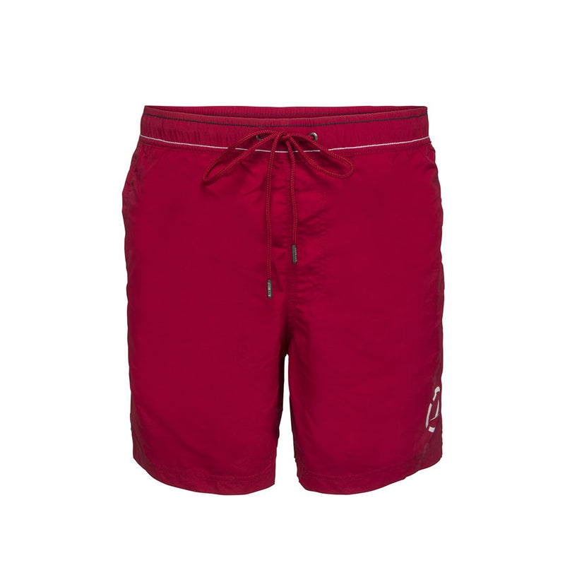 Rick Swim Shorts - SR Red