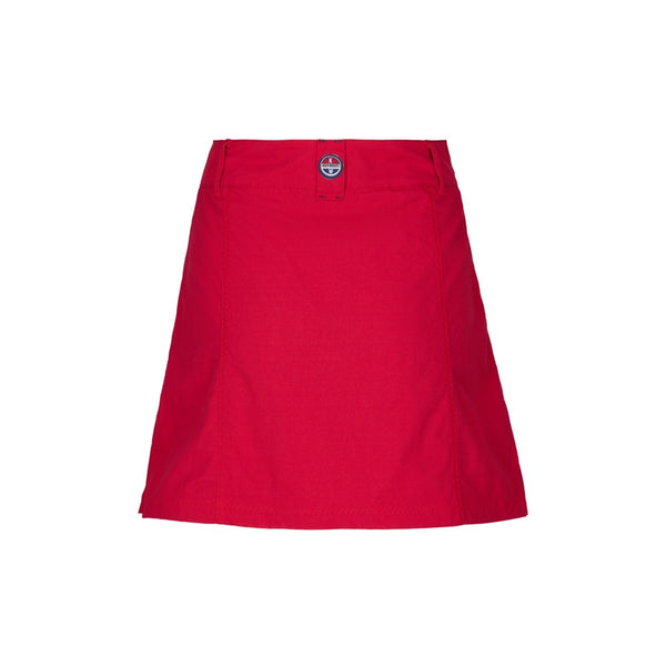 Sabrina Skirt with Inner Shorts - Red