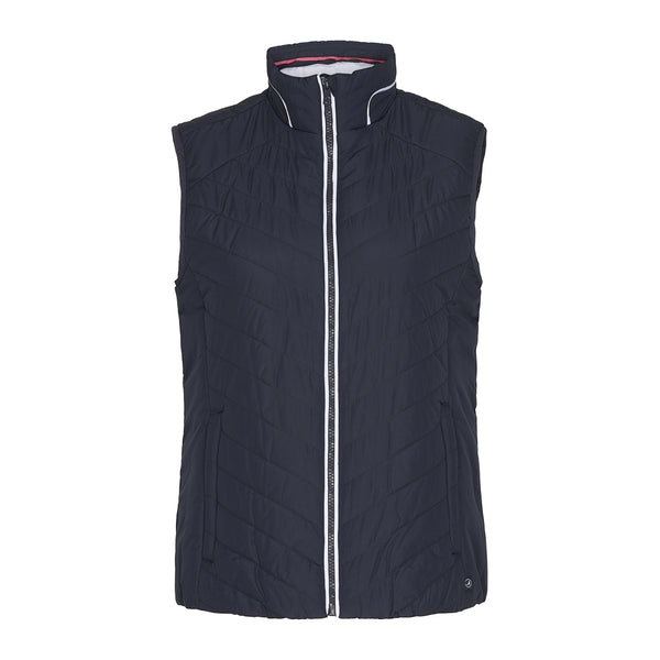 Savannah Light Weight Vest - Dark Navy