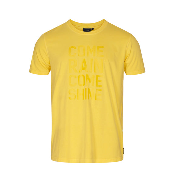 Thor Short Sleeve Tee - Lemon