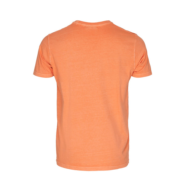 Thor Short Sleeve Tee - Bright Marigold