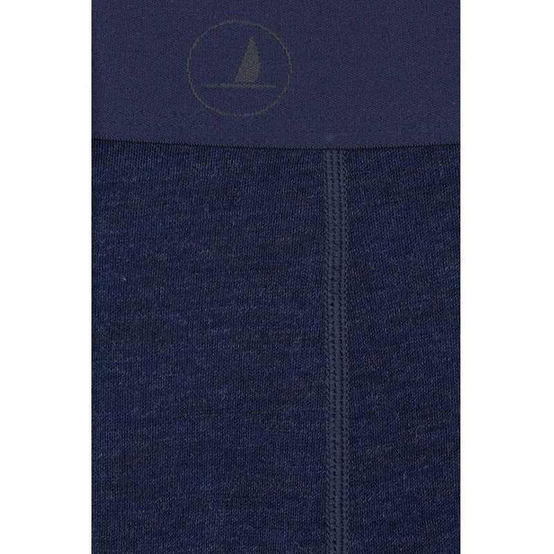 Womens Merino Wool Pants - Navy