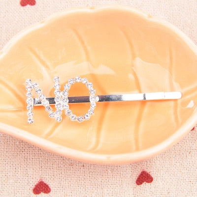 No Statement Hair Pin