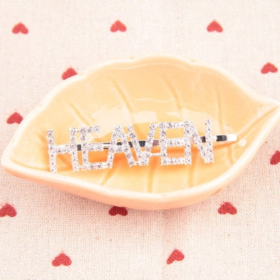 Heaven Statement Hair Pin