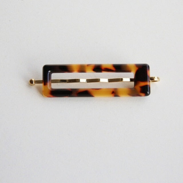Vida Rectangle Hairclip
