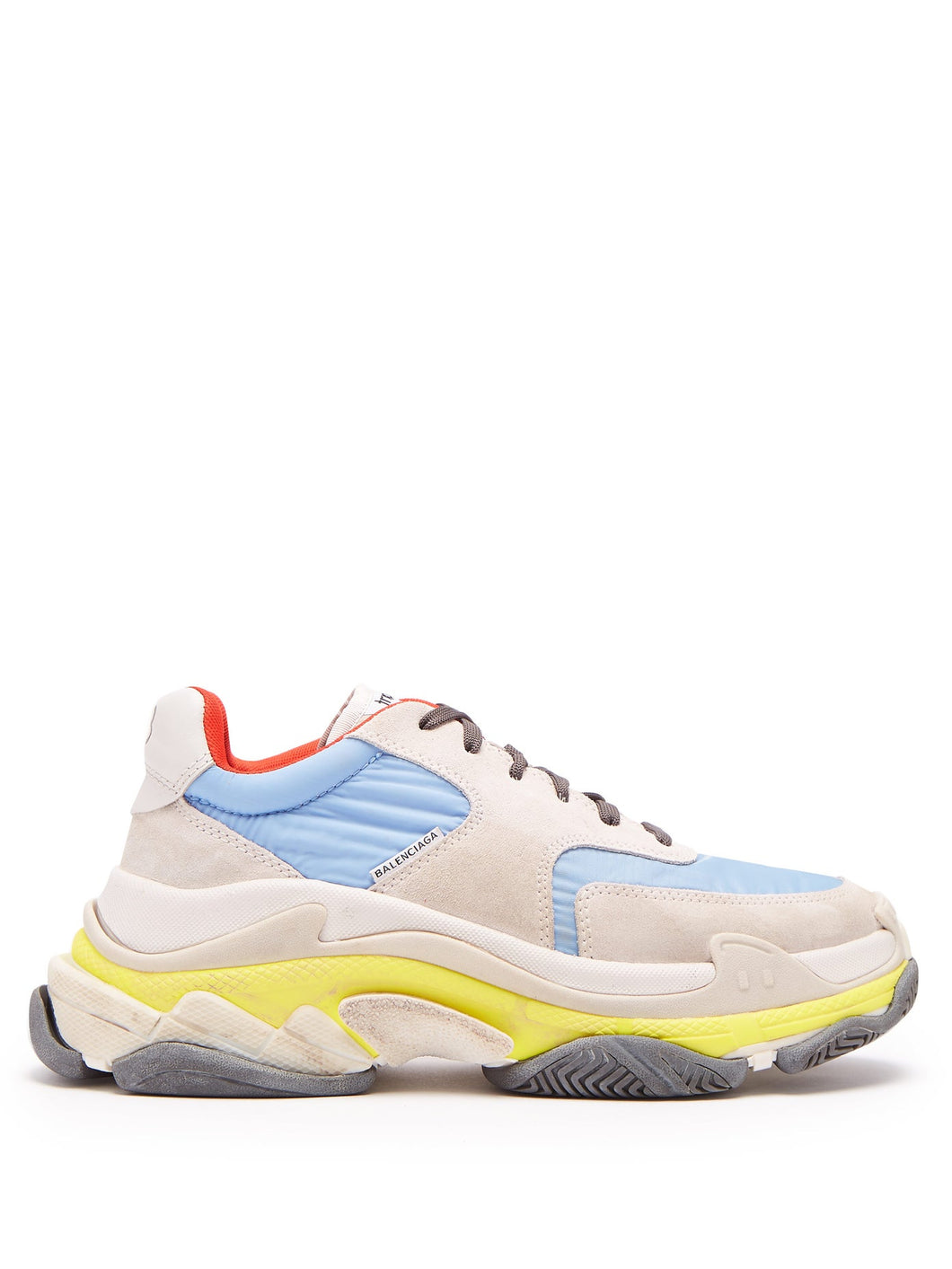 Triple S low-top trainers