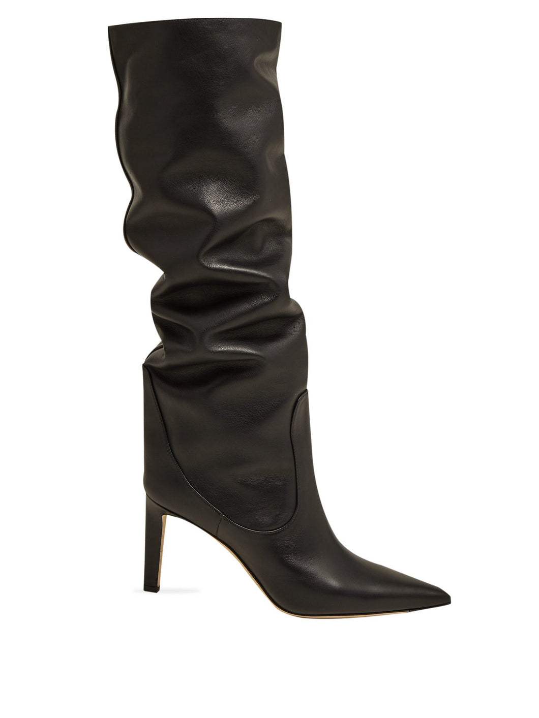 Mavis 85 knee-high leather boots