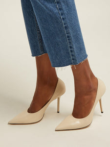 Ava 100 leather pumps