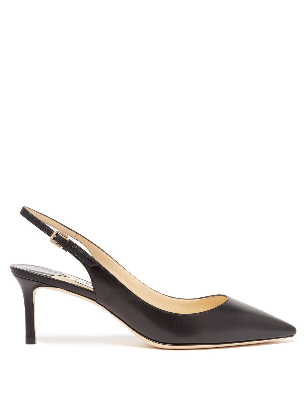 Erin 60 slingback leather pumps