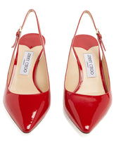 Load image into Gallery viewer, Erin 60 slingback patent-leather pumps