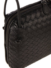 Load image into Gallery viewer, Nodini Intrecciato leather cross-body bag