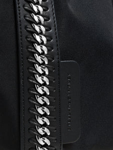 Falabella chain-embellished tote
