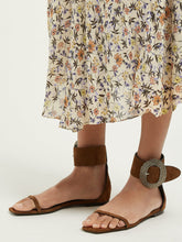Load image into Gallery viewer, Joplin suede sandals
