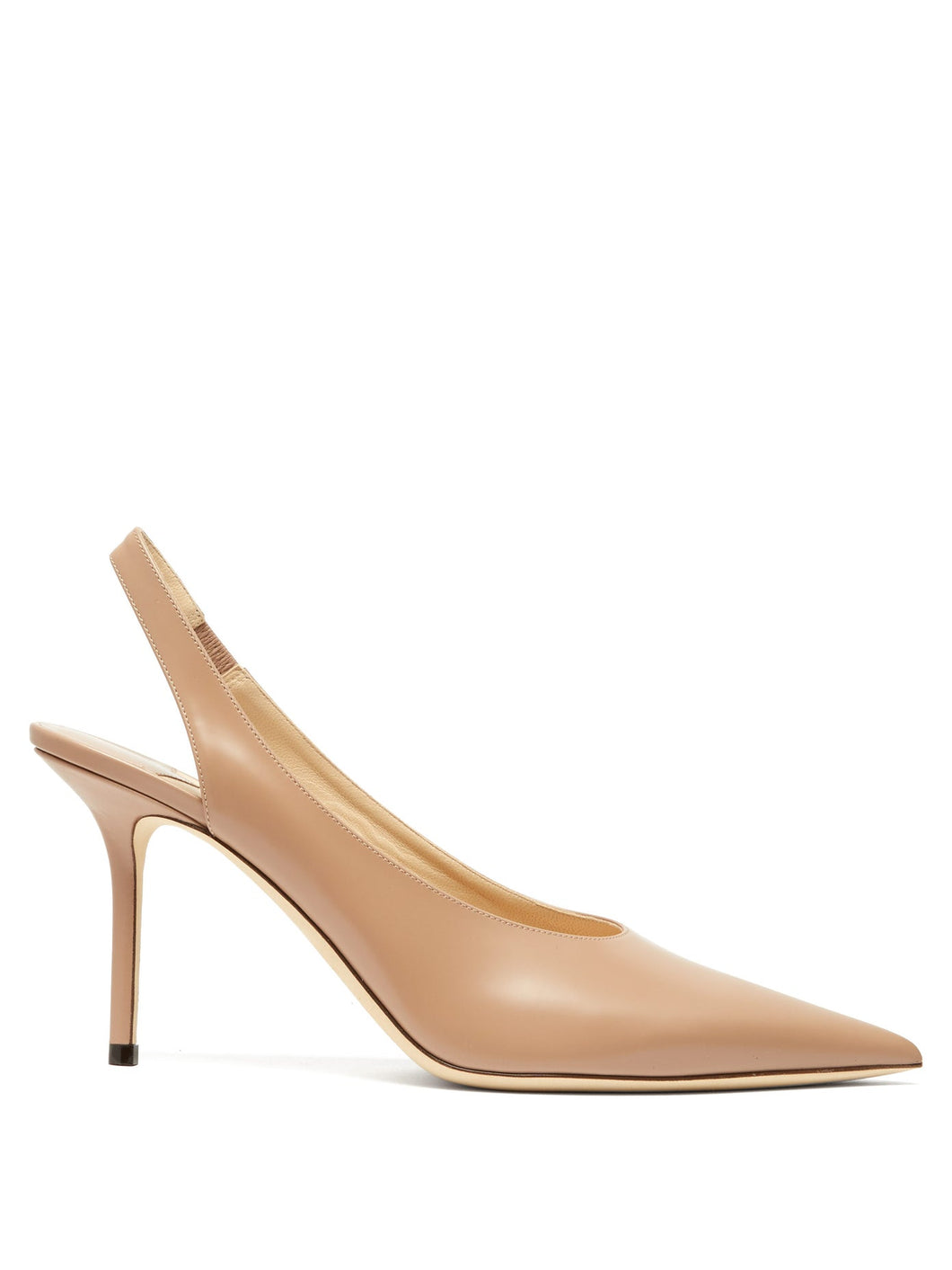Ivy 85 slingback leather pumps