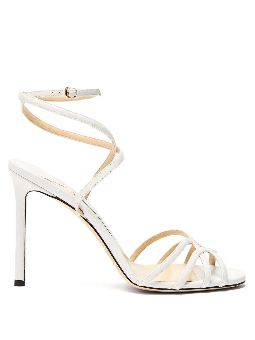 Mimi 100 wrap-around leather sandals