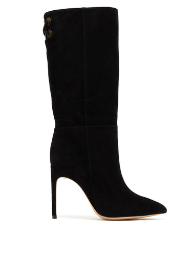 Candice slouchy suede boots