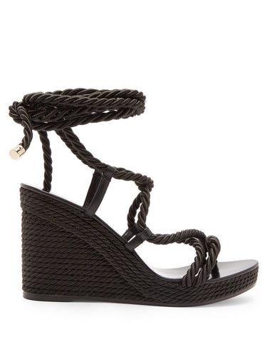 Allis 95 espadrille wedge sandals