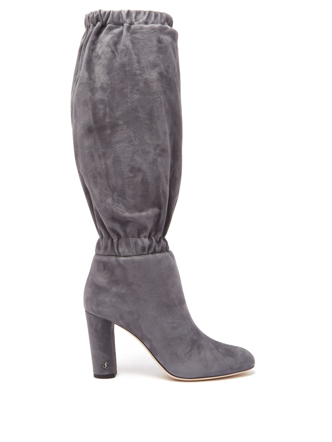 Maxyn 85 knee-high suede boots