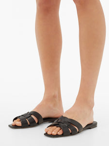 Tribute Nu Pieds leather slides
